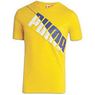 Casa Corn Fins T-Shirt - Mens - Lemon