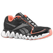ZigLite Run - Boys Preschool - Black/Vitamin C/Whi