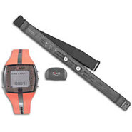 FT4 Fitness Monitor - Orange/Black