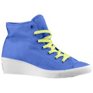 All Star Hi Ness - Womens - Blue/Green