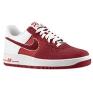 Air Force 1 Low - Mens - Hyper Red/Team Red