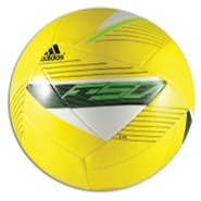 F50 X-ITE Soccer Ball - Vivid Yellow/Black/Green Z