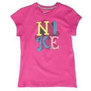 Novelty S/S T-Shirt - Girls Grade School - Fusion