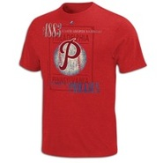 Philadelphia Phillies Majestic Cooperstown Basebal