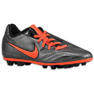 Total90 Exacto IV FG - Boys Grade School - Black/B