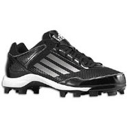 Hot Streak TPU 2 Low - Mens - Black/White/Metallic