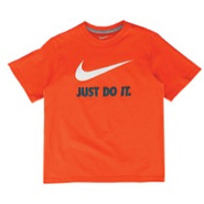 JDI Swoosh S/S T-Shirt - Boys Grade School - Team