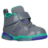 FLT Club 91 - Girls Toddler - Cool Grey/Ultraviole