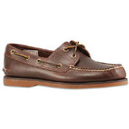 Classic 2-Eye Boat Shoe - Mens - Rootbeer