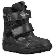 Polar Cave Boot - Boys Grade School - Black/Grey