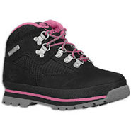 Euro Hiker - Girls Toddler - Black/Pink