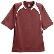 Escape S/S Fleece - Mens - Maroon