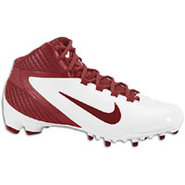 Alpha Speed TD 3/4 - Mens - White/Medium Maroon