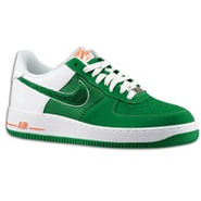 Air Force 1 Low - Mens - Court Green/Gorge Green