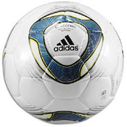 Replique Soccer Ball - White/Fresh Splash/Acid Buz