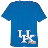 Kentucky Wildcats Team Edition College Real Deal T