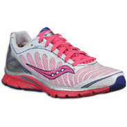 ProGrid Kinvara 3 - Womens - White/Pink/Blue
