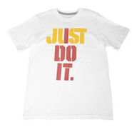 I Do It S/S T-Shirt - Boys Grade School - White