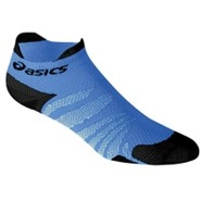 Sleek Stride Ventilated Low-Cut Sock - Electric