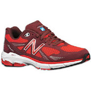 884 - Mens - Red/Silver/Blue