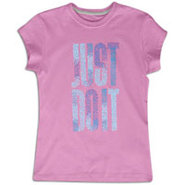 JDI String S/S T-Shirt - Girls Grade School - Viol
