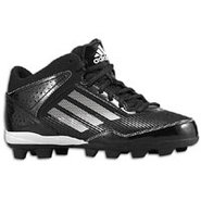 Hot Streak TPU 2 Mid K - Boys Grade School - Black