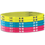 Team Mini Headband - Womens - Hi Vis Yellow/Capri/