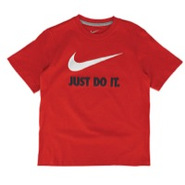 JDI Swoosh S/S T-Shirt - Boys Grade School - Gym R