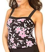 Spring Fling Breezy Tankini Swimwear Top