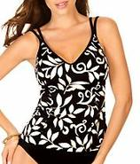 Play On Malibu Tankini Swimwear Top