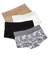 The Dream Collection Boyshorts with Lace Panty