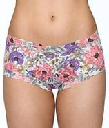 Poppy Print Signature Lace Boyshorts Panty