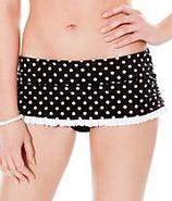 Tea At 3 Half Skirted Swimwear Bottom