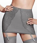Firm Control Lace Half Slip Shapewear