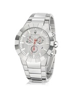 Tridente - Stainless Steel Men&#39;s Chronograph Watch