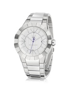 Tridente - Stainless Steel Men&#39;s Watch