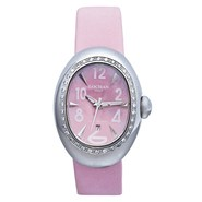 Locman Nuovo Diamond Bezel Watch - Mother-of-Pearl