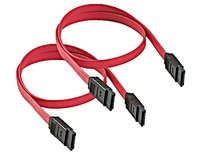 SATA Cable 2 Pack 18inch
