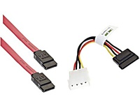 SATA DATA &amp; Power Cable