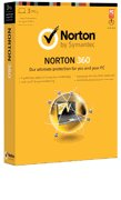 Symantec Norton 360 2013 for 1 PC