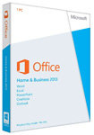 Microsoft Office 2013 Home & Business (Product Ke