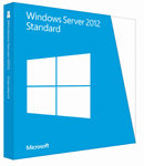 Microsoft Windows Server 2012 Standard OEM with 5