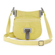 Brinks crossbody, Lime, 1 ea