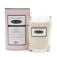 MAISON Pure Soy Candle, Red Currant, 7 oz
