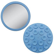 E-Z Grip Spot Mirror, Blue, 1 ea