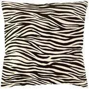 Zebra Stripes Pillow (F8129)
