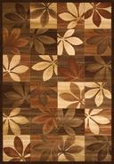 Plumeria Mist 8&#39; x 10&#39; Area Rug (65422)