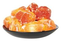 Salt Crystal Stones Fire Bowl (76896)