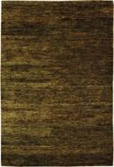 Bohemian Sage Eco-Friendly Jute 4'x6' Area Rug (G6