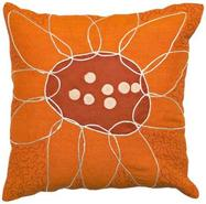 Abstract Floral Puzzle  Pillow (F8138)